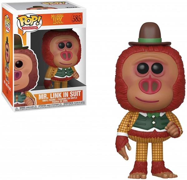 POP! Animation Missing Link with Clothes 40246