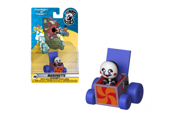Funko Vinyl Figuren Racers Five Nights at Freddys