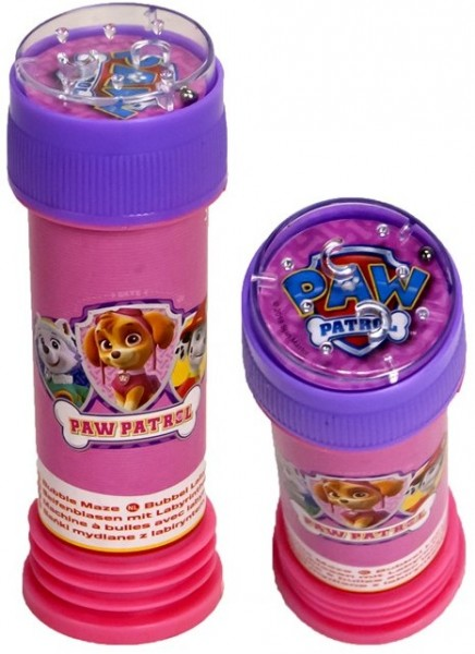 Seifenblasen Paw Patrol Girls 50ml