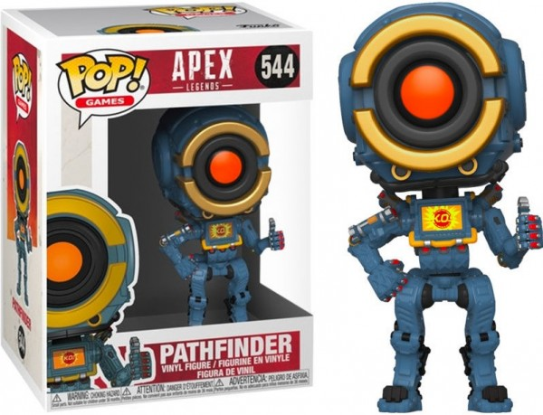 Restposten Funko POP! Apex Legends 6-fach sortiert